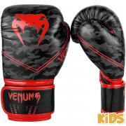 Boxerské rukavice - dětské Okinawa 2.0 Kids VENUM černé/červené