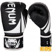 Boxerské rukavice - dětské Challenger 2.0 Kids černé/bílé VENUM